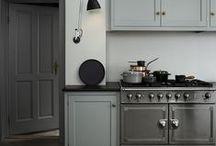 Inspiration - Monochromatic / Interior Design and home decorating inspiration for the Monochromatic style.