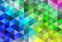 A box of colour