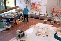 ◊ artist studios ◊