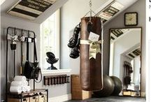 Gym / Workout Room / The added luxury of a gym and workout room