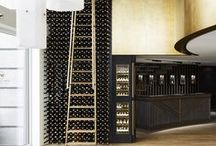 Wine Cellar / Tasting Room / Every luxury property has a place to store the wine, here are my favourite pins of wine cellars to help inspiration.