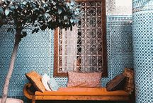 Inspiration - Moroccan / Moroccan inspired interior design