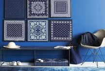Inspiration - Greek / Interior Design and home decorating inspiration for the Greek style.