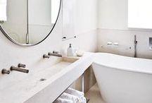 Marble bathrooms / Elegancy