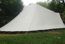 De waard tenten/ kamperen