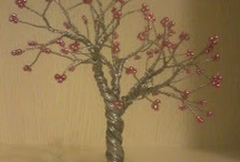 wire trees and more