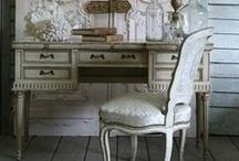 Antique Rooms & Details