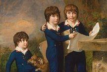 Empire & Regency Children's Clothes