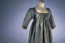1800's Women's Day Dresses