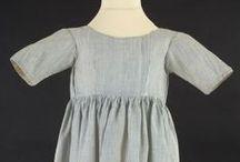 1840's Children's Clothes
