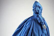 1860's Women's Day Dresses