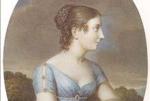 1810's Women's Hairstyles
