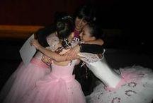 Amistad de bailarinas!!!