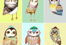 Owls / Owl always love you ❤ If you like this board check out My Christmas Owls board!️ / by Sophia K