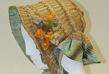 1850's Women's Bonnets