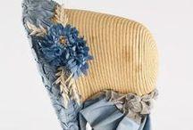 1860's Women's Bonnets