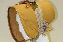 1840's Women's Bonnets