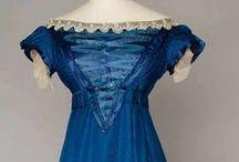 1820's Women's Evening Dresses