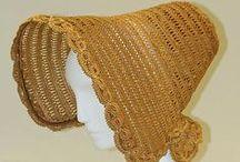 1830's Women's Bonnets