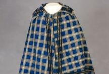 1840's Women's Outerwear