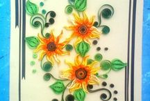 Quilling floral designs / by 🐾🌸🌸 🐱 Beth Ann 🐱 🌸🌸🐾