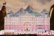 The Grand Budapest Hotel - Wedding Inspiration