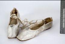 1830's Women's Footwear