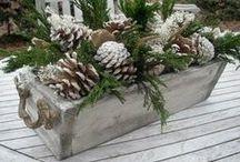 vánoce / vánoční dekorace, cukroví