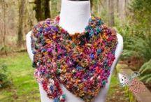 Crochet -  Shawls, Wraps & Ponchos