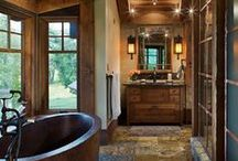 Interior inspirations - Bathroom