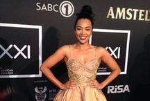 People SA | Mzansi Award Season / Local stars razzle and dazzle at awards. We take a look at their fashion choices...