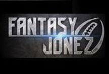 THE BLOG by Fantasy JoneZ / THE BLOG by Fantasy JoneZ will keep you up-to-date on fantasy football and NFL news and updates