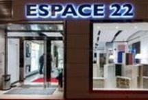 ESPACE 22 MONTE-CARLO / showroom d'expositions temporaires d'architecture et design de Monaco