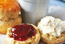 BAKE - UK Scones & USA 'Biscuits'