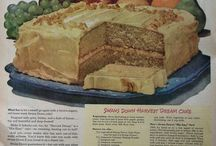 BAKE & COOK - Vintage Recipes