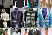 Mens Modern Vintage Wedding Prom Dress Wear / Personalized Designer Modern Retro Vintage Wedding Prom  Dress Suits Tuxedos Vests Shirts for Men http://www.liquiwork.com/mens-dress-wear.html / by Liquiwork.com