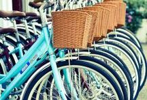 ♢ BICYCLE, BICYCLE ♢ / Bicycle, Bicycle! / by Le Chic Jacqueline