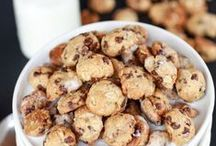 snack and dessert recipes. / Snacks and sweets with a healthier twist