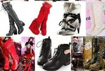 Designer Fashion Dress Boots for Women / Designer Fashion Dress Boots for Women http://www.liquiwork.com/dress-boots.html  / by Liquiwork.com