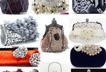 Wedding Bridal Evening Bags Clutches Purses Wallets / Artisan Handmade Wedding Bridal Evening Ball Cocktail Bridesmaid Bags Clutches Purses Wallets http://www.liquiwork.com/weddingclutch.html / by Liquiwork.com