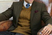 MENS CLOTHS I LIKE / by Roxanne Koester