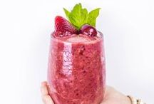 Smoothies & Shakes / A roundup of our favorite healthy and tasty smoothies and shakes.
