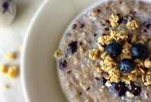 Better Breakfasts / Healthy breakfast options for the most important meal of the day!