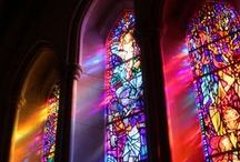 Stained Glass / by Jeannette Jackson