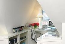home office and study spaces
