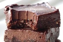 Guilt-free Goodies / Healthy treats that will satisfy your sweet tooth.