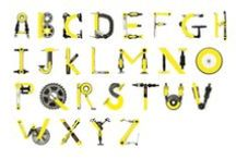 Typo / Alphabet design