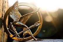 "Hunger games / ""May the Odds be Ever In Your Favour."" / by Helena Edwards"