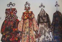 fashion- dresses- clothing -style- love it / moda,vestiti,abbigliamento di ogni forma ,proporzione, silhouette e colore, che mi piace,ma soprattutto  STILE. / by Antonella Leoni