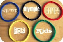 Olympics / Summer and Winter Olympics Activities and Crafts